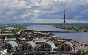 vakantie Letland